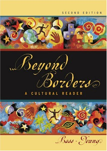 Beyond Borders A Cultural Reader 2nd 2003 edition cover