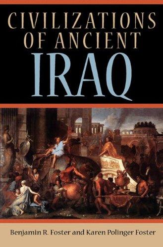 Civilizations of Ancient Iraq   2011 edition cover