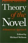 Theory of the Novel A Historical Approach  2000 edition cover