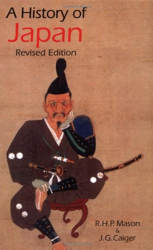 History of Japan  2nd 1997 (Revised) 9780804820974 Front Cover