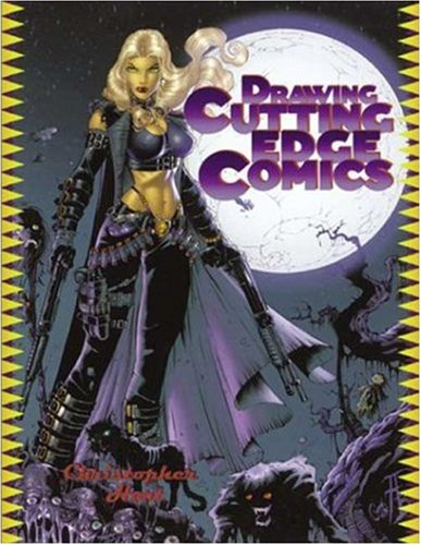 Drawing Cutting Edge Comics   2001 edition cover