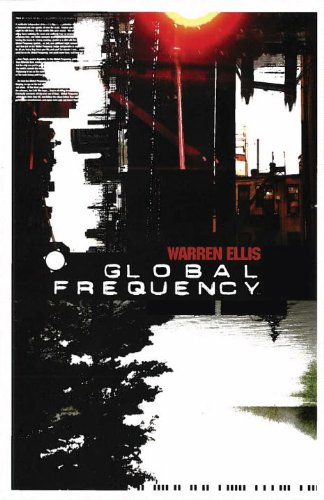 Global Frequency   2013 edition cover