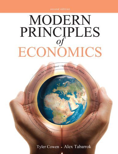 Modern Principles of Economics  2nd 2012 (Revised) edition cover