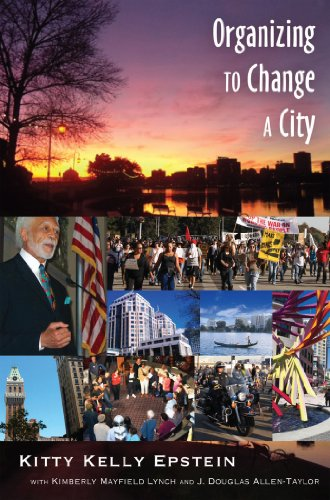 Organizing to Change a City   2012 edition cover