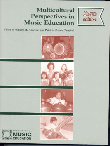 Multicultural Perspectives in Music Education  2nd 1996 edition cover
