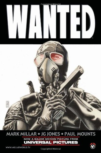 Wanted   2007 edition cover