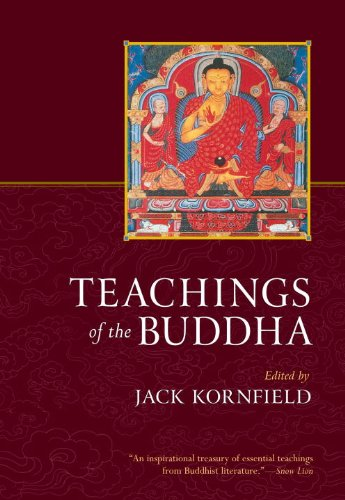 Teachings of the Buddha   2012 edition cover