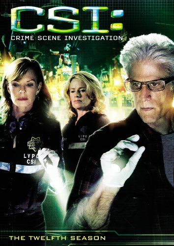 CSI: Crime Scene Investigation - Season 12 System.Collections.Generic.List`1[System.String] artwork