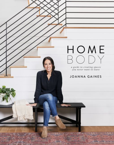 Cover art for Homebody: A Guide to Creating Spaces You Never Want to Leave