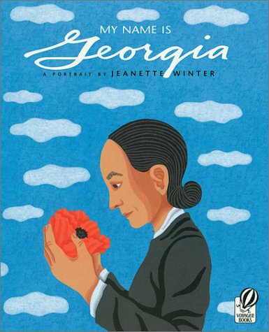 My Name Is Georgia   1998 edition cover
