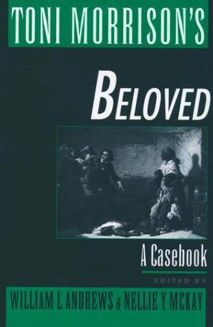 Toni Morrison's Beloved A Casebook  1999 edition cover