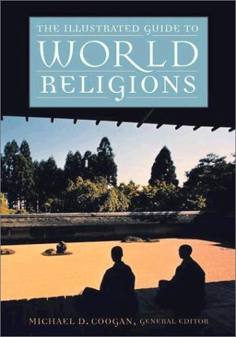 Illustrated Guide to World Religions  N/A edition cover