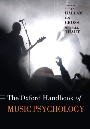 Oxford Handbook of Music Psychology   2011 edition cover