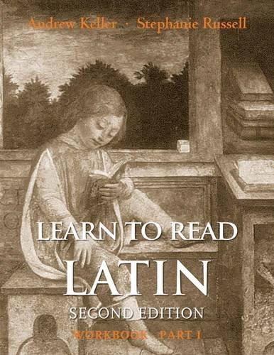 Learn to Read Latin  2nd 2014 edition cover