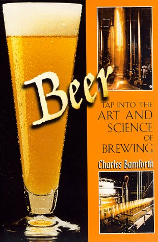 Beer Tap into the Art and Science of Brewing  1998 9780306457975 Front Cover