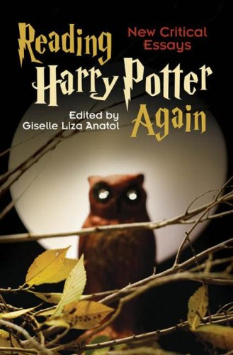 Reading Harry Potter Again New Critical Essays  2009 edition cover