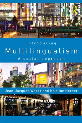 Introducing Multilingualism A Social Approach  2012 edition cover