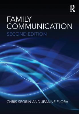 Routledge Handbook of Family Communication  2nd 2013 (Revised) edition cover