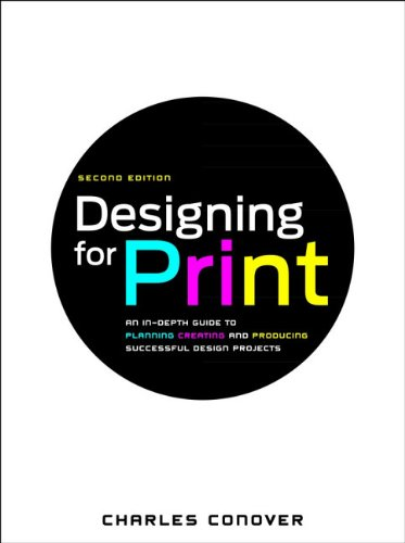 Designing for Print  2nd 2012 edition cover