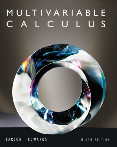 Calculus Multivariable  9th 2010 9780547209975 Front Cover
