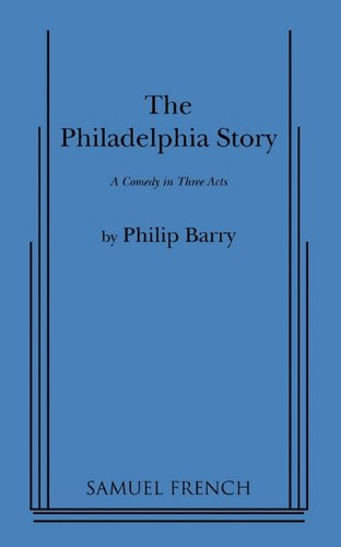 Philadelphia Story:  1st 2010 edition cover