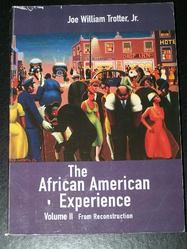 African American Experience   2001 edition cover