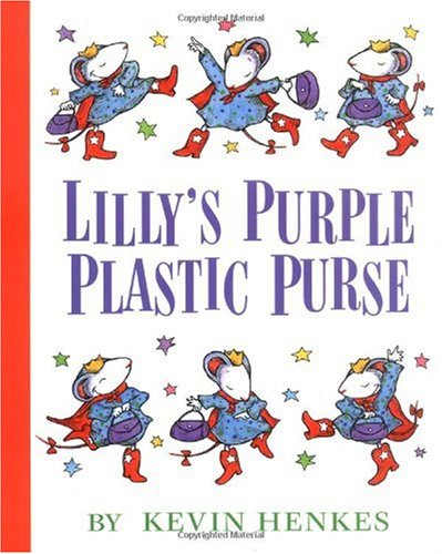 Lilly's Purple Plastic Purse  10th 1996 edition cover