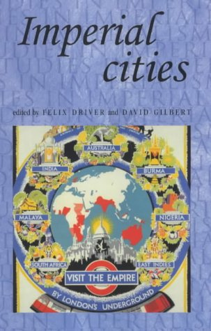Imperial Cities Landscape, Display and Identity  1999 9780719064975 Front Cover