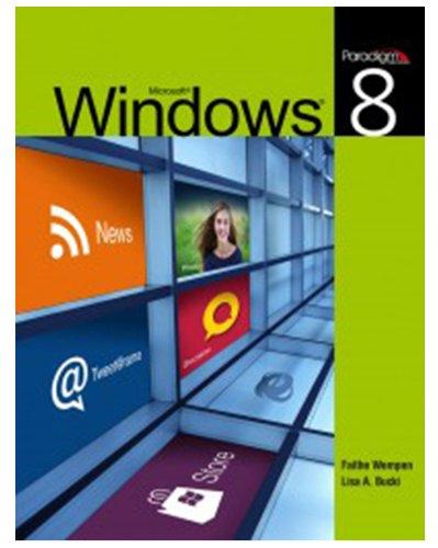 Microsoft Windows 8:   2012 edition cover