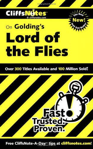 Golding's Lord of the Flies   2000 edition cover