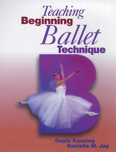 Teaching Beginning Ballet Technique  N/A 9780873229975 Front Cover