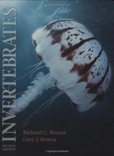 Invertebrates  2nd 2003 edition cover