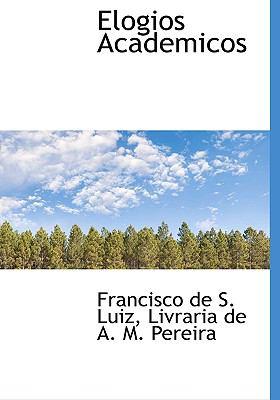 Elogios Academicos N/A edition cover