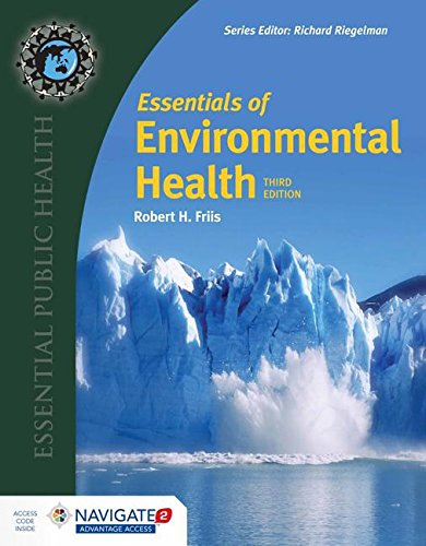 Cover art for Essentials of Environmental Health, 3rd Edition