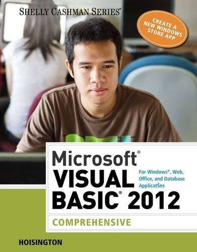 Microsoft� Visual Basic 2012   2014 9781285197975 Front Cover