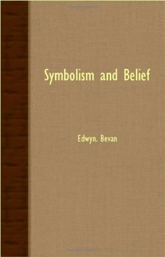 Symbolism and Belief  N/A 9781406772975 Front Cover