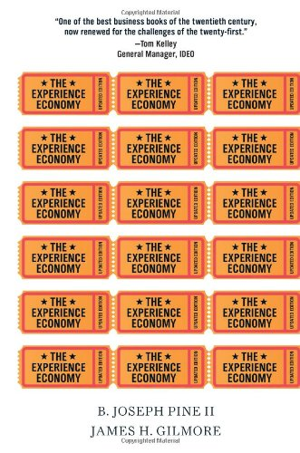 Experience Economy   2011 (Revised) edition cover