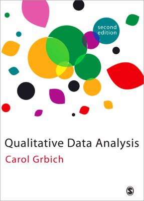 Qualitative Data Analysis An Introduction 2nd 2013 edition cover