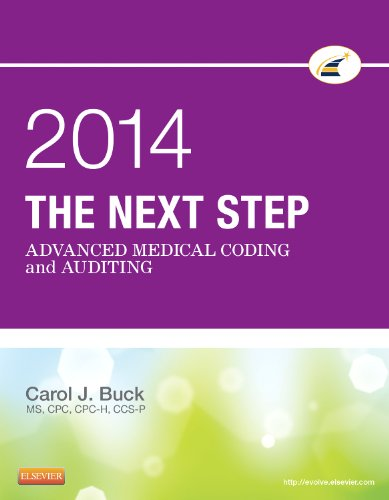 Next Step: Advanced Medical Coding and Auditing, 2014 Edition   2014 edition cover