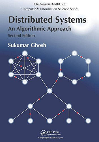 Distributed Systems An Algorithmic Approach, Second Edition 2nd 2014 (Revised) edition cover