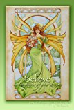 Arrival of Spring Fairy Journal Believe in the Power of Your Dreams N/A 9781492320975 Front Cover