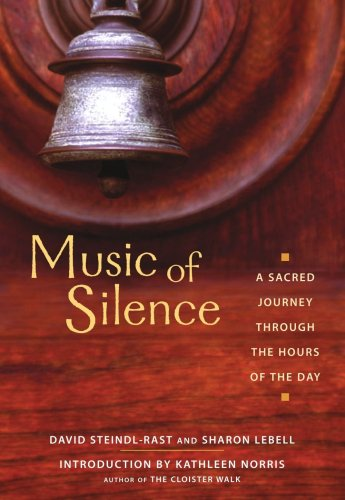 Music of Silence A Sacred Journey Through the Hours of the Day 2nd 2002 edition cover