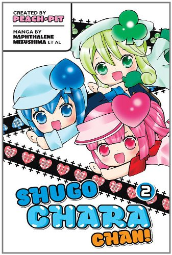 Shugo Chara Chan 2   2012 9781935429975 Front Cover
