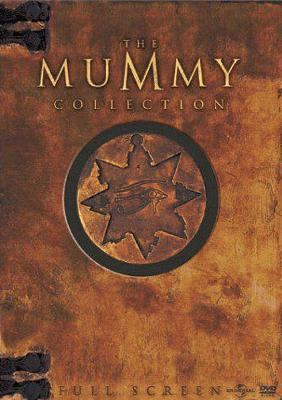 The Mummy Collection - The Mummy / The Mummy Returns (Full Screen Edition) System.Collections.Generic.List`1[System.String] artwork