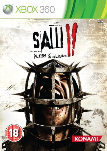 Saw 2 - The Video Game (Xbox 360) Xbox 360 artwork