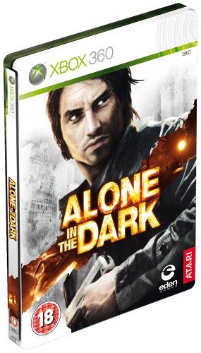 Alone in the Dark - Limited Edition by Atari Xbox 360 artwork