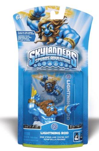 Activision Skylanders Spyro's Adventure: Character Pack - Lightning Rod (Wii/PS3/Xbox 360/PC) Windows XP artwork