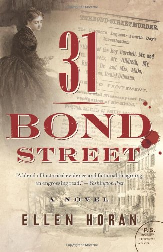 31 Bond Street  N/A 9780061773976 Front Cover