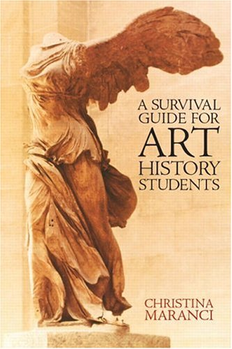 Survival Guide for Art History Students   2005 edition cover
