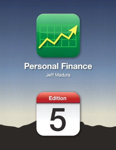 Personal Finance Plus NEW MyFinanceLab with Pearson EText --- Access Card Package  5th 2014 edition cover